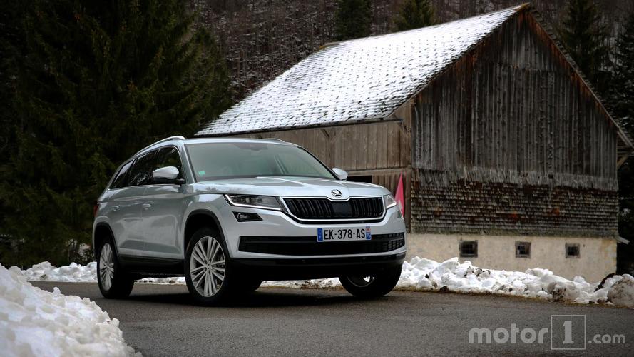 Road Trip - Le nouveau Škoda Kodiaq à l'épreuve des montagnes