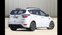 Noch mehr Agilität für Fords SUV-Dynamiker