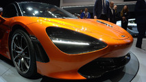McLaren 720S 2017, salón de Ginebra 2017