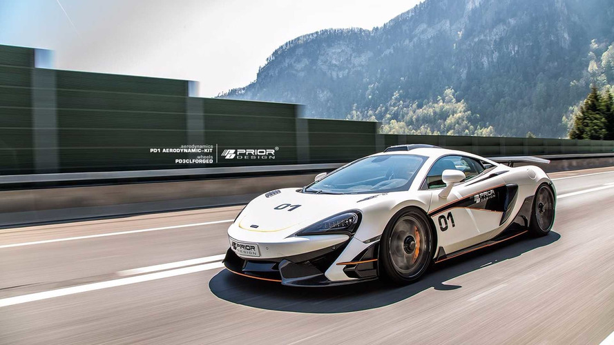 McLaren 570S by Prior-Design