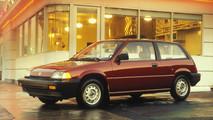 1987 Honda Civic Hatchback