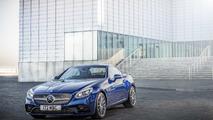 Mercedes SLC 180 UK Spec