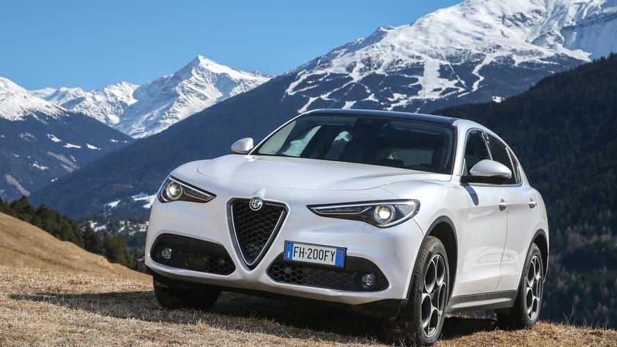 Alfa Romeo Stelvio'nun Türkiye satışları başladı