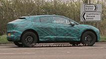 Jaguar I-PACE: fotos espía