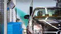Mercedes X-Ray Crash Test