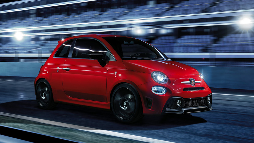 Abarth 595 Pista proves good things come in small packages