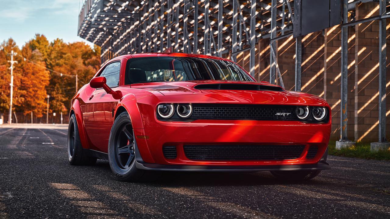840 horsepower production muscle car