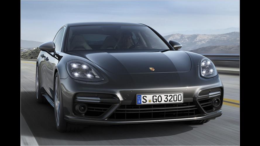 Neue Generation des Porsche Panamera