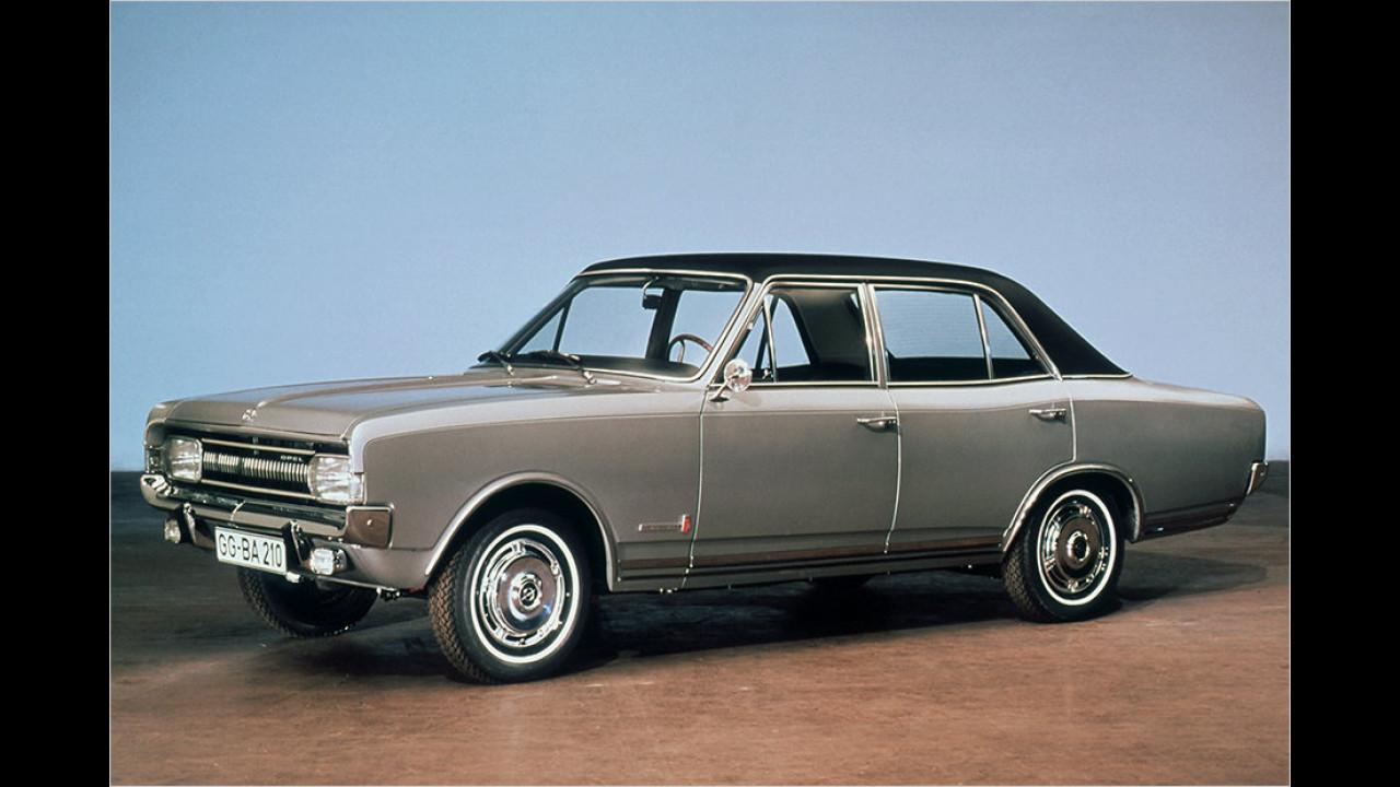 8. Platz: Opel Commodore