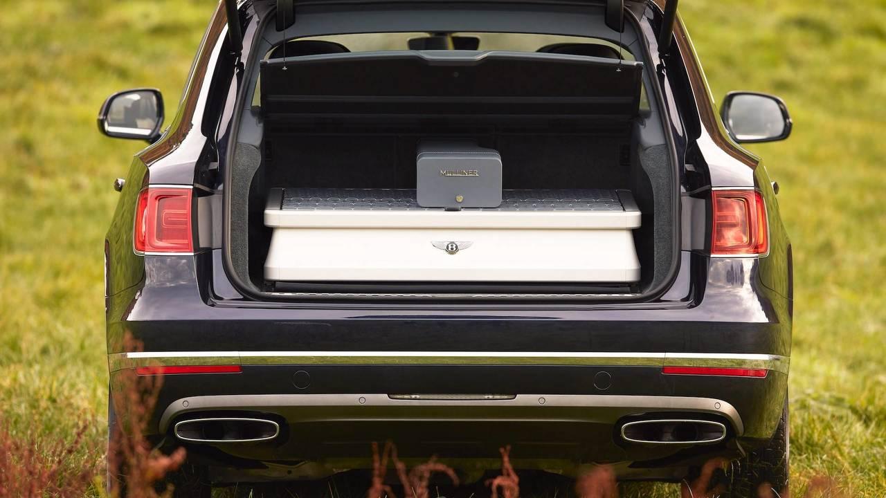 Bentley Bentayga Field Sports Edition