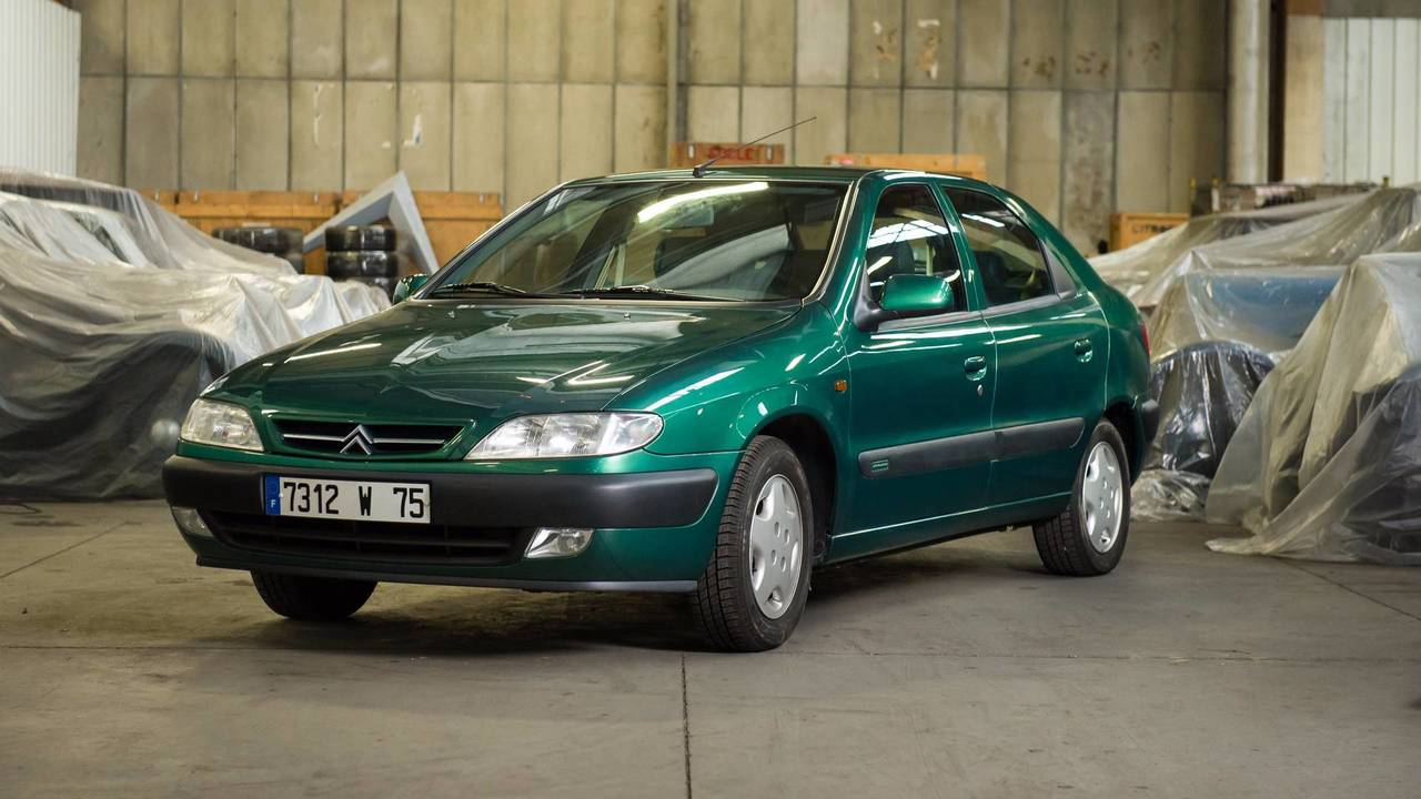 1998 Citroën Xsara Berline 2.0 Phase 1 Dynalto