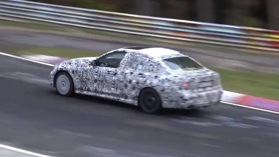 New BMW M340i Spotted In Action At The Nurburgring