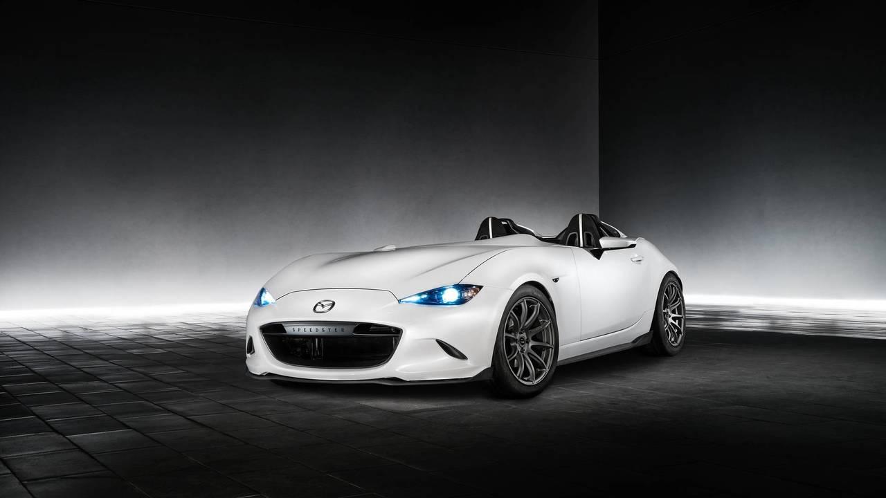 Mazda MX-5 ND Speedster Evolution konsepti