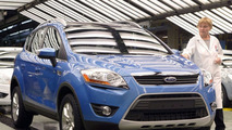 Ford to build 45,000 Kugas in 2008