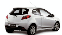 Three-Door Mazda 2
