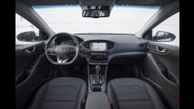 Hyundai Ioniq, pochi optional e tanto di serie