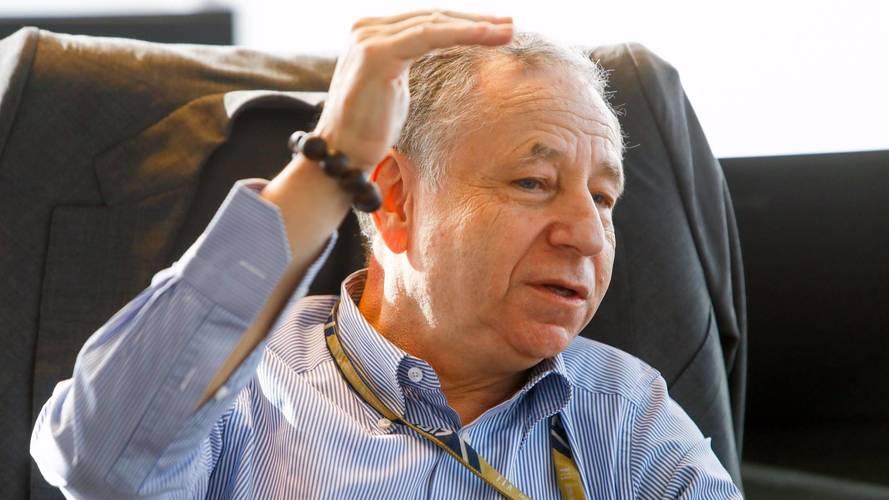 Jean Todt réélu président de la FIA