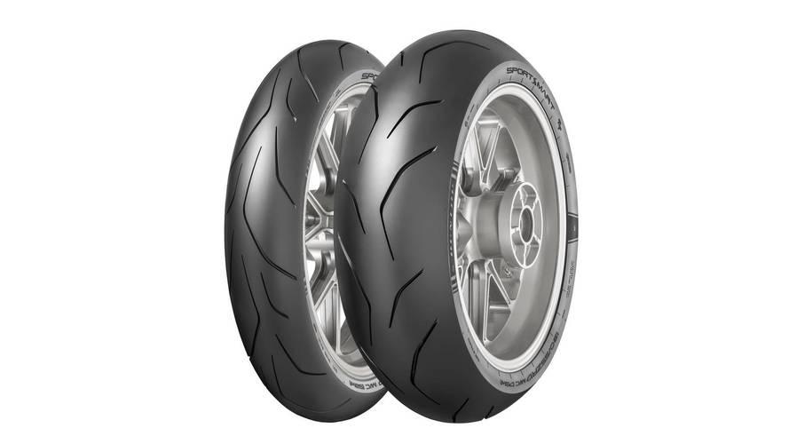 Dunlop presenta un nuevo neumático, el SportSmart TT