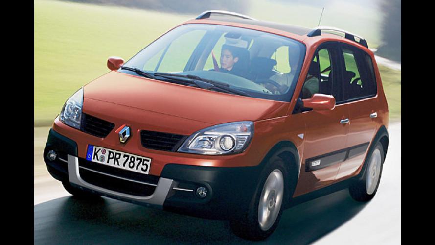 Französischer Eroberer: Der Renault Scénic Conquest