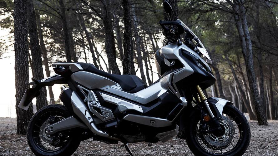 Kendi türünün ilk örneği Honda X-ADV