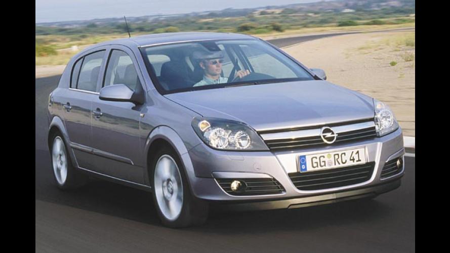 Stärkster Opel Astra: Zweiliter-Turbo kommt auf den Markt