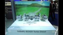 Premiere bei Subaru