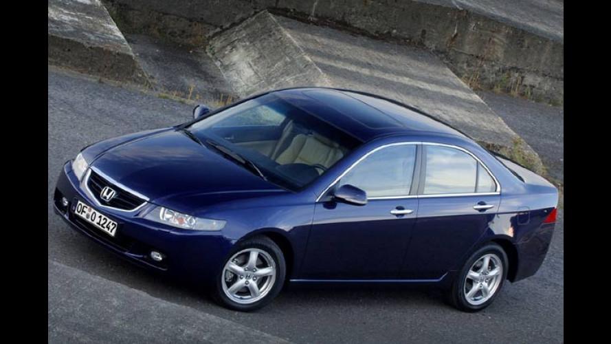 Honda Accord 2.0 Executive: Neue Ausstattungslinie