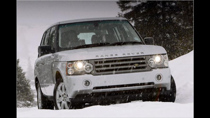 Preissenkungen und Premium-Pakete bei Land Rover