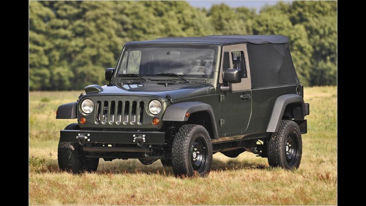 Jeep J8: Der Packer ist da
