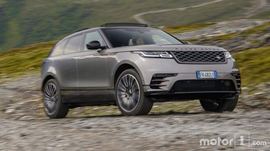 Essai Range Rover Velar (2017) - Quand SUV rime avec top-model