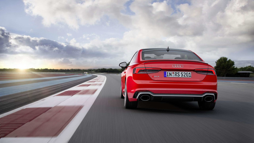 2018 Audi RS 5 Coupe First Drive: Sharper Drive