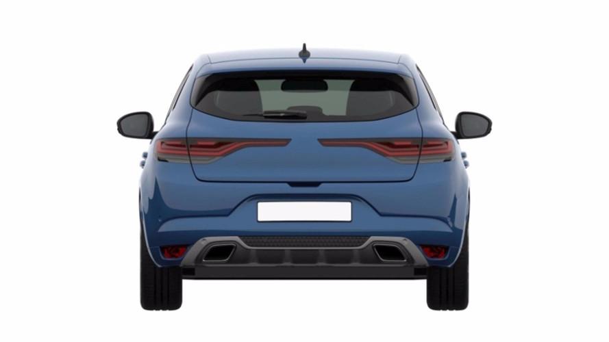 La Mégane RS se dévoile enfin — Renault