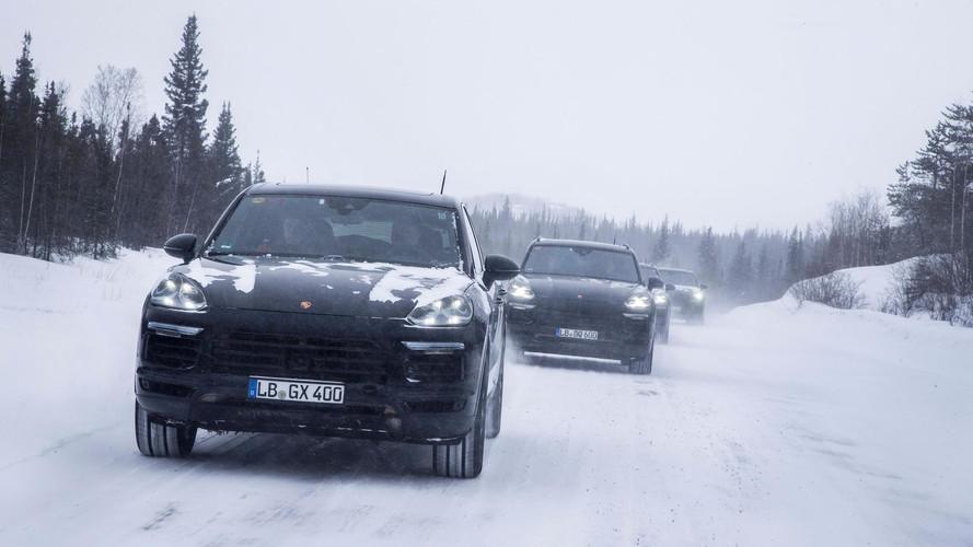VIDÉO - Le nouveau Porsche Cayenne se montre !