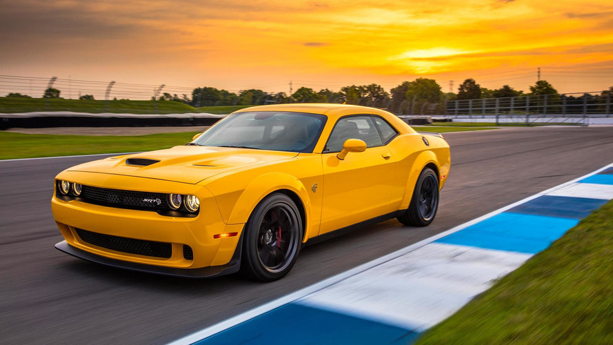 2018 Dodge Challenger Hellcat Widebody First Drive: Wider Means Better