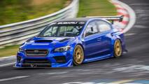 Subaru WRX STI Type RA NBR Special at Nurburgring