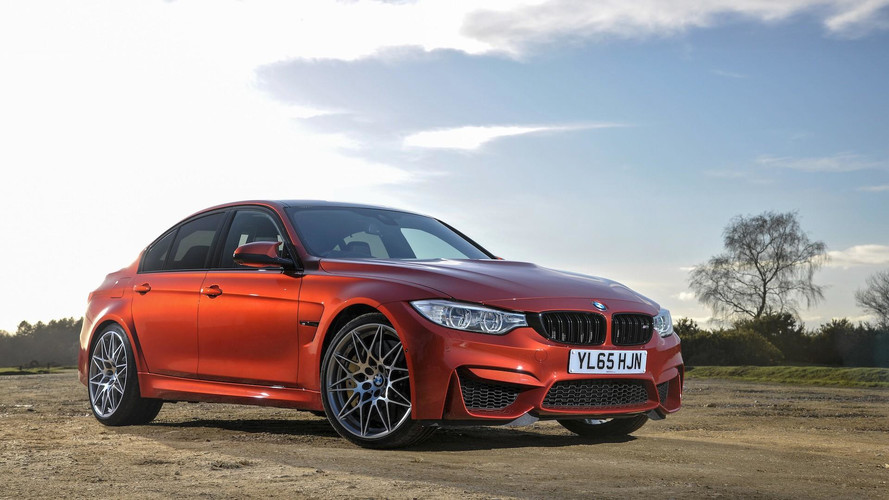 BMW M3 CS Coming In 2018 With 460 HP