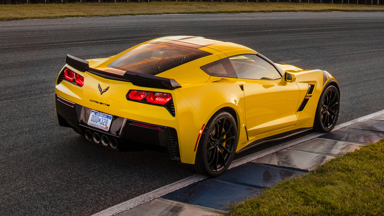 Chevrolet Corvette first drive
