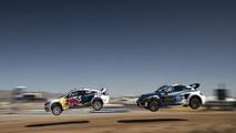 Sebastian Eriksson, Honda, Scott Speed, Volkswagen