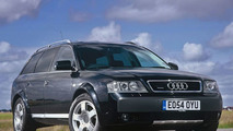 Limited Edition Audi Allroad qauttro