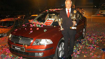 Skoda Octavia Car of the Year in Czech Republic