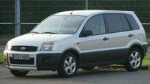 Ford Fusion SUV Spy Photos