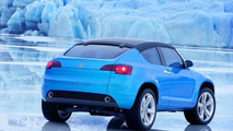 VW Concept A Unveiled