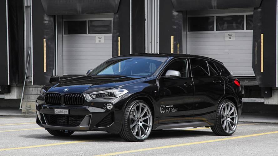 BMW X2 par Dahler