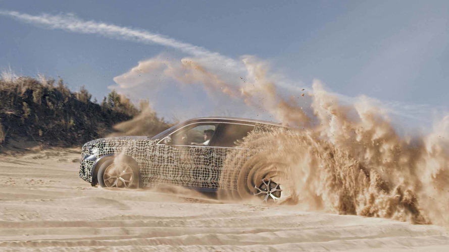 New BMW X5 teaser shows its been testing worldwide