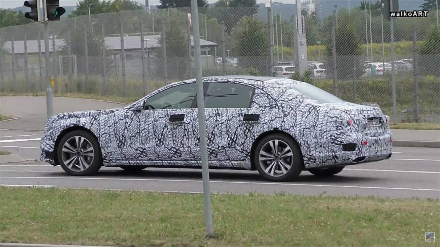 La prochaine Mercedes Classe S une nouvelle fois surprise