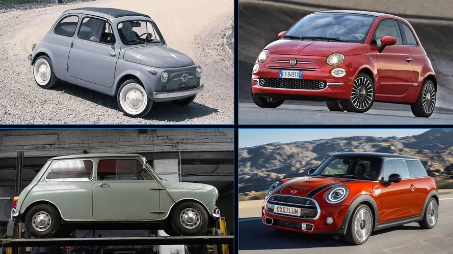 9 coches clásicos que han llegado hasta nuestros días