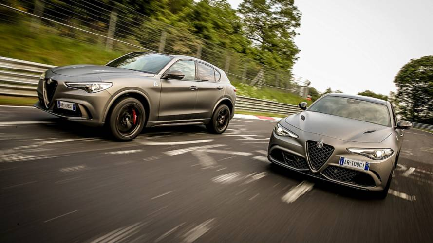 Alfa Stelvio and Giulia NRING specials about to go on sale