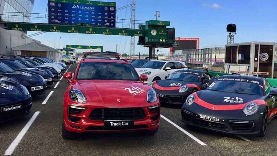 Los fantásticos Porsche de apoyo en las 24 Horas de Le Mans