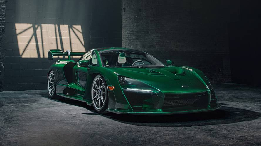 First McLaren Senna In North America Has Us Green With Envy