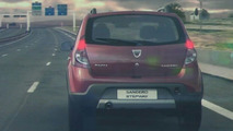 Dacia Sandero Stepway leaked images